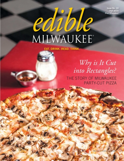 Fall 2015 Issue milwaukee cover