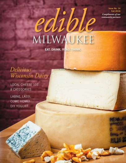 Fall 2016 Issue Milwaukee cover