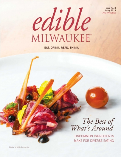 Spring 2015 Issue milwaukee cover