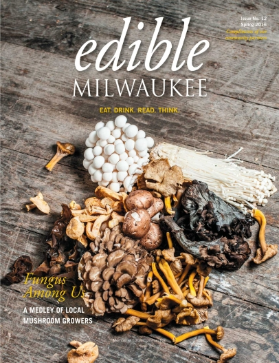 Spring 2016 Issue Milwaukee cover