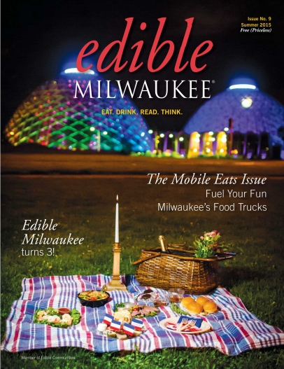 Summer 2015 Issue Milwaukee cover