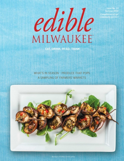 Milwaukee Summer 2016 Issue cover