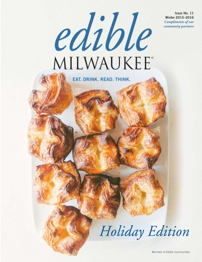 Winter 2015- 2016 Issue milwaukee cover