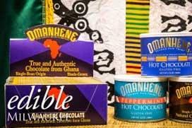 Omanhene Chocolate