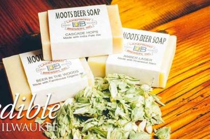 Moot Beer Soap