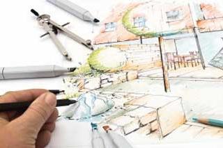 Garden Sketching
