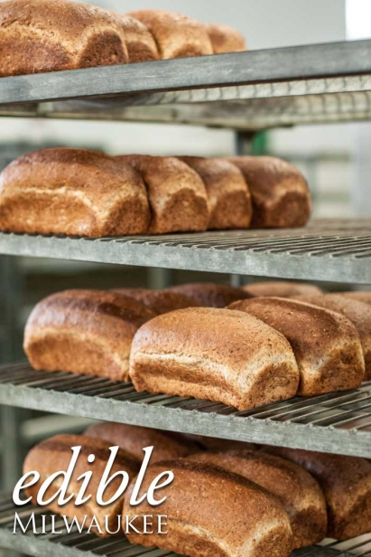 Baked Bread at Angelic Bakehouse