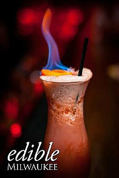 flamer cocktail