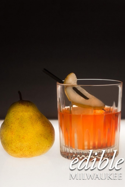pear old-fashioned